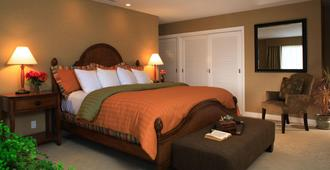 West Beach Inn, a Coast Hotel - Санта-Барбара - Спальня