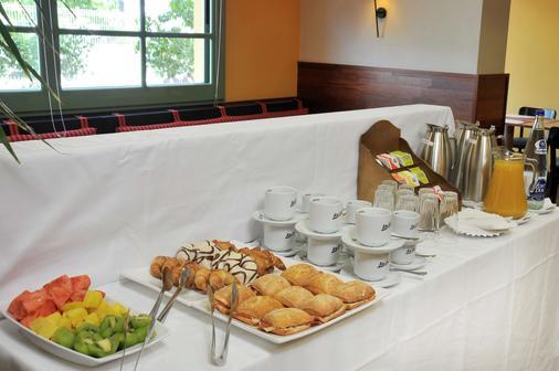 穆爾西亞鐘樓酒店 - 莫夕亞 - 穆爾西亞 - 自助餐