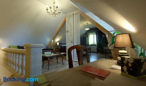 La Carrière - La Membrolle-sur-Choisille - Dining room