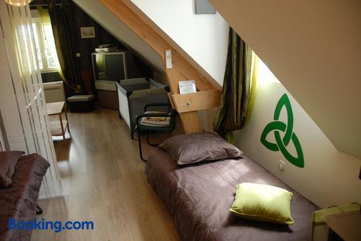 La Carrière - La Membrolle-sur-Choisille - Bedroom