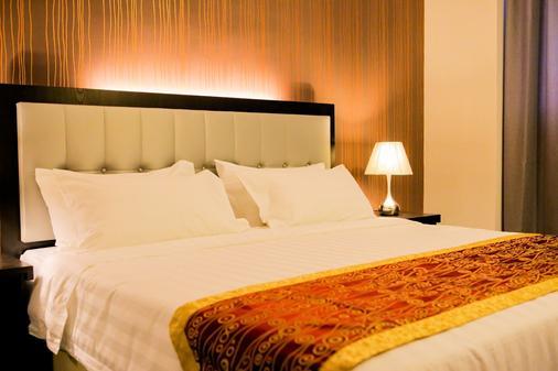 坎貝爾大酒店 - 吉隆坡 - 吉隆坡 - 臥室