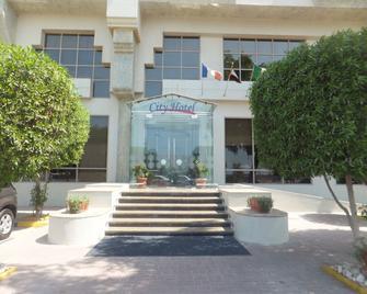 시티 호텔 라스 알 카이마 - 라스알카이마 - 건물