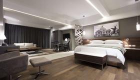 Krystal Grand Suites Insurgentes - מקסיקו סיטי - חדר שינה