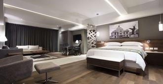 Krystal Grand Suites Insurgentes - Mexico City - Bedroom