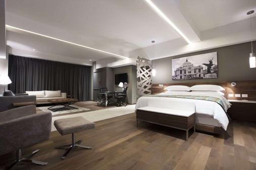 Krystal Grand Insurgentes Sur - Mexico City - Phòng ngủ