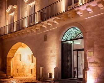 Palazzo Gattini Luxury Hotel - Matera - Edificio