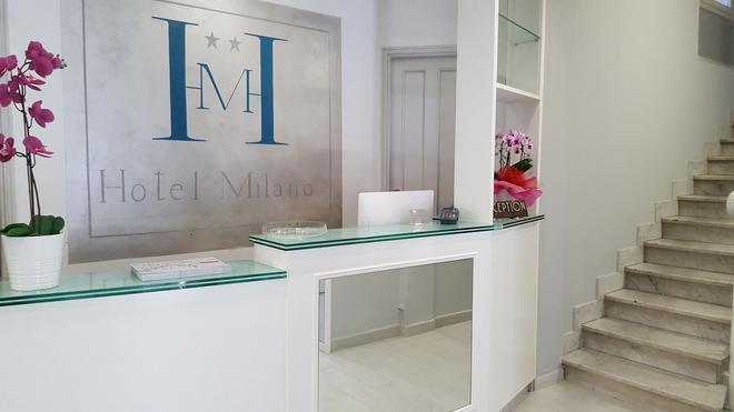 米蘭諾酒店 - 比薩 - 比薩 - 櫃檯