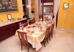 Kosher B&B The Home in Rome - Rome - Restaurant