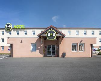 B&b Hotel Paray-Le-Monial - Паре-ле-Моньяль - Building