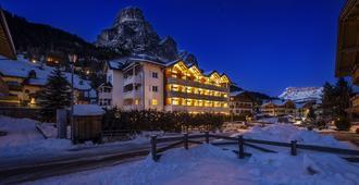 Hotel Gran Fanes - Corvara in Badia - בניין
