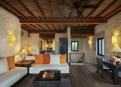 Six Senses Zighy Bay - Zighy Bay - Living room