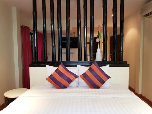 Studio Sukhumvit 18 By Icheck Inn - Bangkok - Phòng ngủ