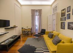 Casa da Matriz - Ponta Delgada - Sala de estar