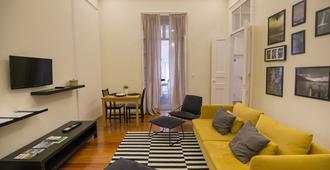 Casa da Matriz - Ponta Delgada (Açores) - Sala de estar