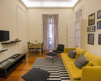 Casa da Matriz - Ponta Delgada (Açores) - Living room