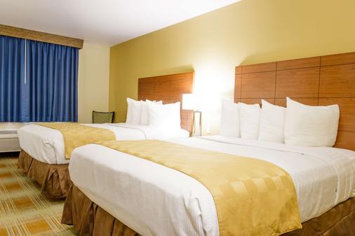 Best Western Kiva Inn - Fort Collins - Bedroom
