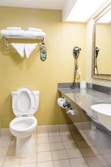 Best Western Kiva Inn - Fort Collins - Bathroom