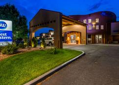 Best Western Kiva Inn - Fort Collins - Κτίριο