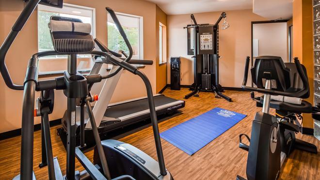 Best Western Kiva Inn - Fort Collins - Gym