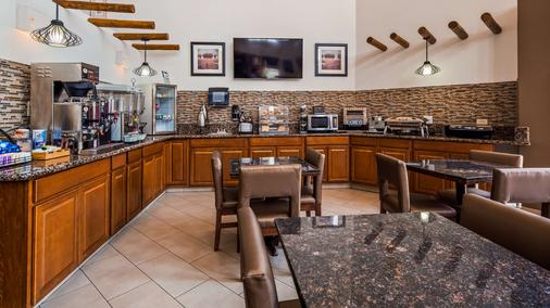 Best Western Kiva Inn - Fort Collins - Buffet