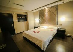 Greentree Alliance Shandong Rizhao Yingbin Road Hotel - Rizhao - Bedroom