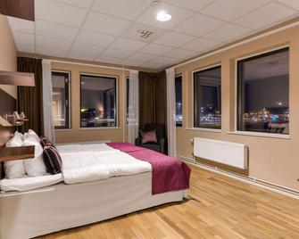 Hotell Fyrislund - Uppsala - Sovrum