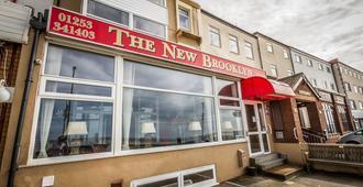 The New Brooklyn - Blackpool - Building