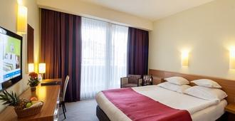 Lifedesign Hotel - Belgrado - Slaapkamer