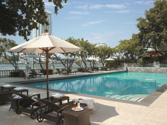 曼谷香格里拉大飯店 - 曼谷 - 游泳池