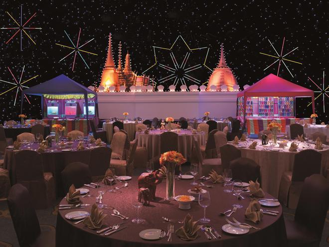 Shangri-La Hotel Bangkok - Bangkok - Banquet hall