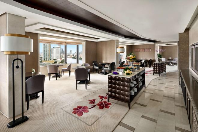 曼谷香格里拉大飯店 - 曼谷 - 酒吧
