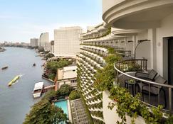 Shangri-La Hotel, Bangkok - Μπανγκόκ - Κτίριο