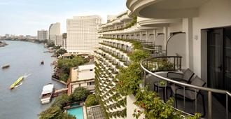 Shangri-La Hotel, Bangkok - Bangkok - Gebäude