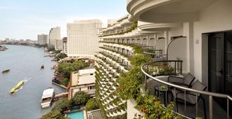 曼谷香格里拉大飯店 - 曼谷 - 建築
