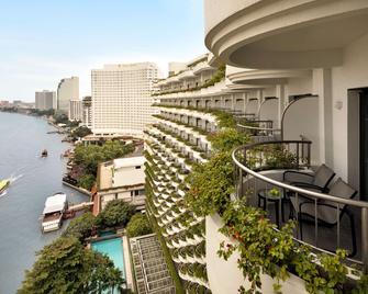 Shangri-La Hotel, Bangkok - Bangkok - Building