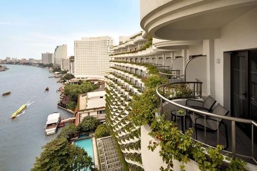 Shangri-La Hotel Bangkok - Bangkok - Rakennus