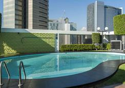 Hotel Casa Blanca - Mexico City - Pool