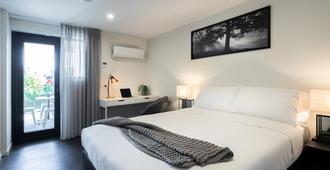 Ascot Budget Inn & Residences - Brisbane - Bedroom