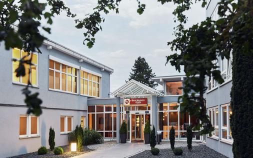 Best Western Plus Atrium Hotel - Ulm - Building