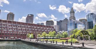 Boston Marriott Long Wharf - Boston - Outdoors view