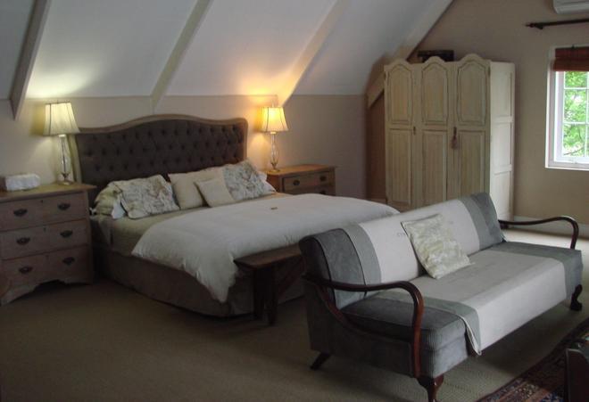 Die Waenhuis Guest House - George - Κρεβατοκάμαρα