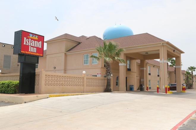 Island Inn - South Padre Island - Building