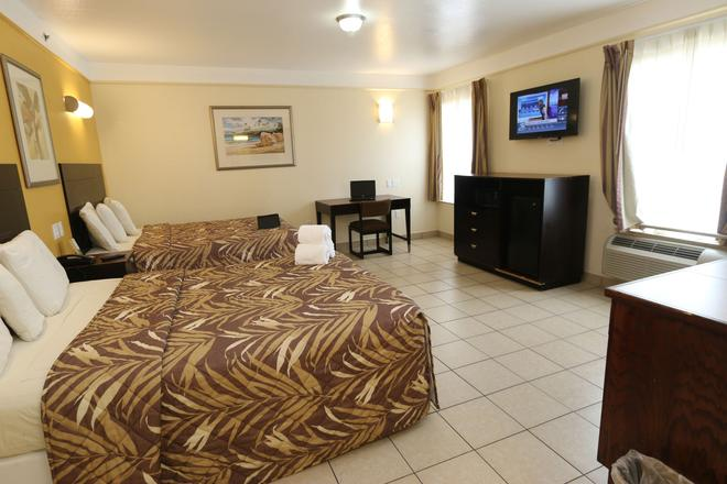Island Inn - South Padre Island - Bedroom