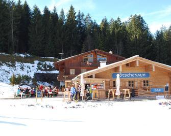 Alpengasthof Götschenalm - Bischofswiesen - Gebouw