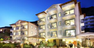 Saylam Suites - Kaş - Building
