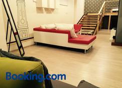 Old Town Boutique Apartments - Liberec - Sala de estar