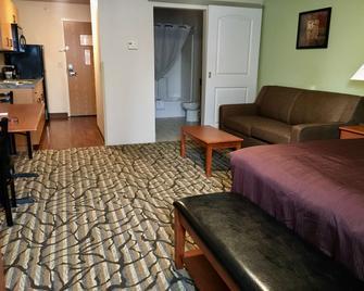 Aspen Extended Stay Suites Kenai - Kenai - Ložnice