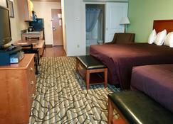 Aspen Extended Stay Suites Kenai - Kenai - Schlafzimmer