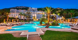 Sheraton Rhodes Resort - Ialysos - Pool