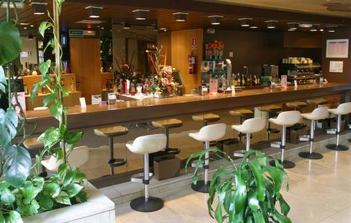 Hotel City House Florida Norte - Madrid - Bar